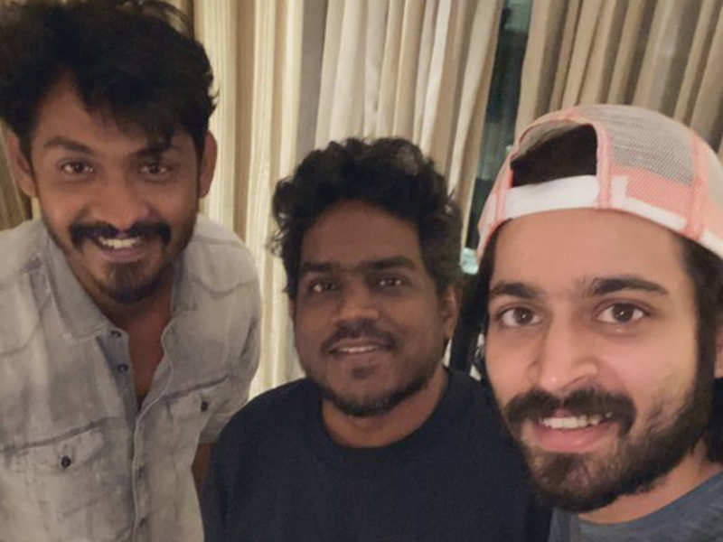 Harish Kalyan asks Yuvan about the number of songs in Star