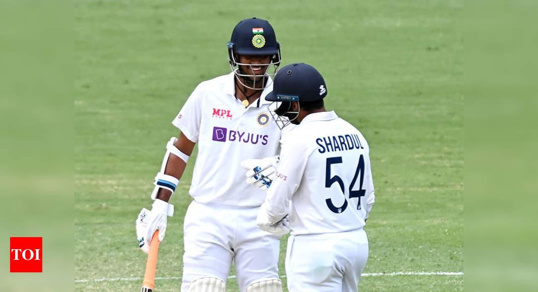 Shardul, Washington batted brilliantly, says Hazlewood