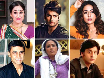 TV actors who were never replaced