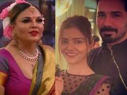 BB: Rakhi says she sees her husband in Abhinav
