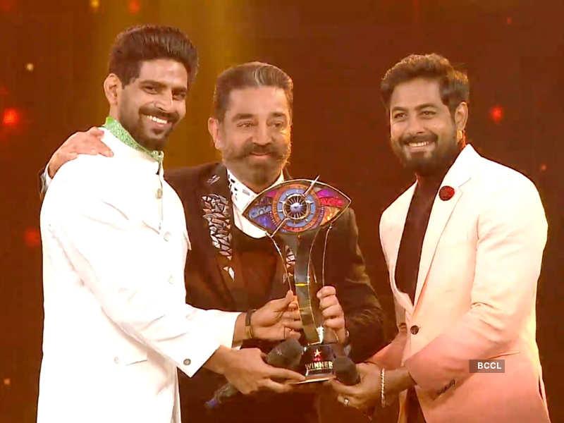 Bigg Boss Tamil 4 winner Aari Arjuna thanks the audience for extending their support