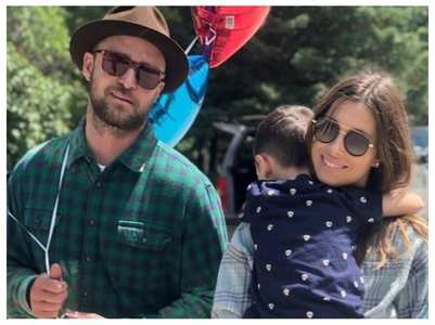 Justin Timberlake confirms birth of 2nd son