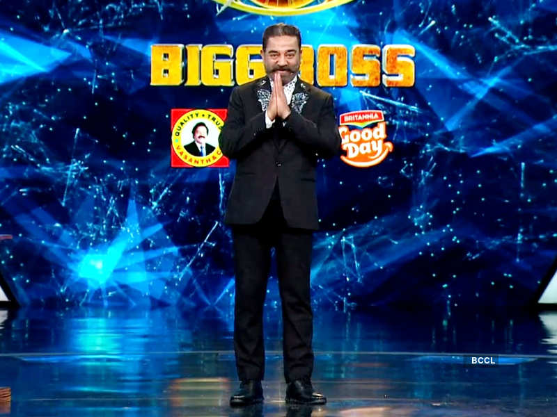 Bigg Boss Tamil 4 host Kamal Haasan to take a small break for leg surgery, informs fans on Twitter