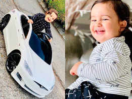 Watch: Top 5 most adorable videos of Gippy Grewal's youngest son Gurbaaz