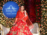 Celebrities step out in style to attend the 12th edition of Bridal Show
