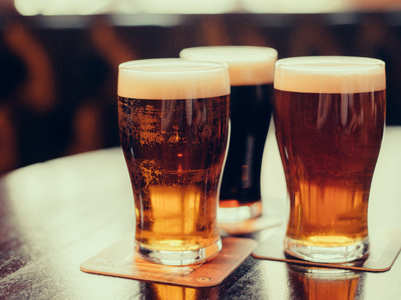 What happens when you drink beer every day
