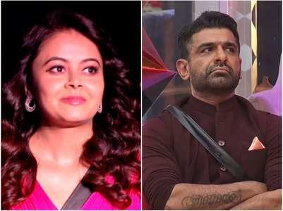 Devoleena on entering BB14 as Eijaz' proxy