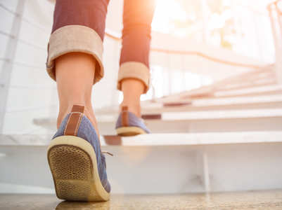 If you fail to climb stairs this fast, visit a doctor