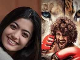 Rashmika Mandanna about Vijay Deverakonda's Liger: I cannot wait to whistle and dance