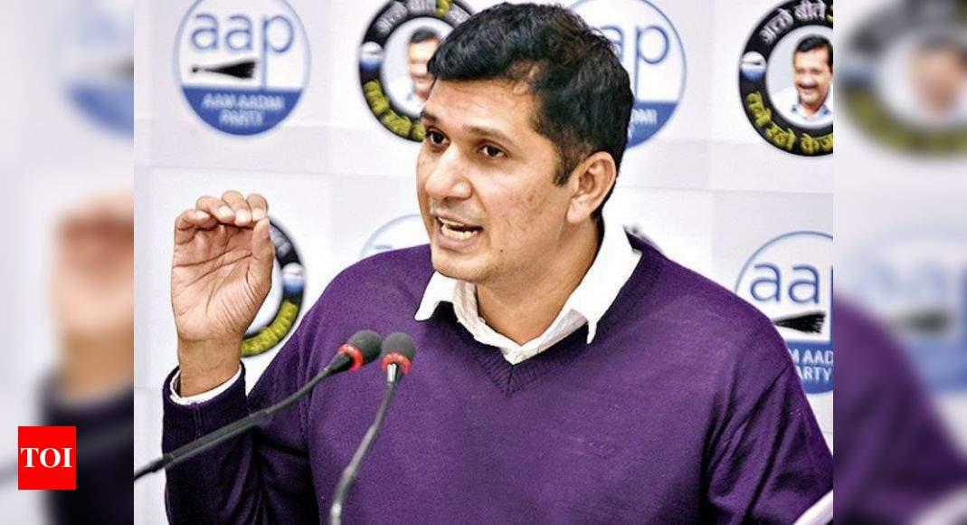 Delhi: AAP slams corporations for insurance 'scam' | Delhi ...