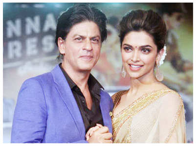 Deepika confirms SRK's return with 'Pathan'