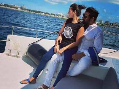 Shabir-Kanchi share photos from Maldives