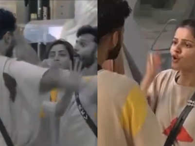 BB: Rahul Vaidya attacks Abhinav's marriage
