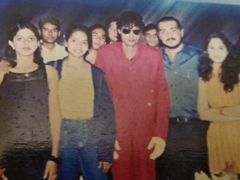 Ajith and Shalini's pictures with Michael Jackson's look-alike go viral