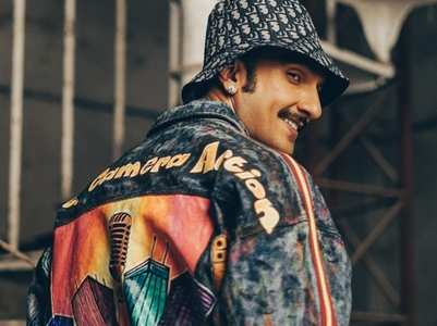 Fan makes customised jacket for Ranveer