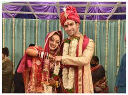 Manasi Naik ties the knot with Pardeep Kharera