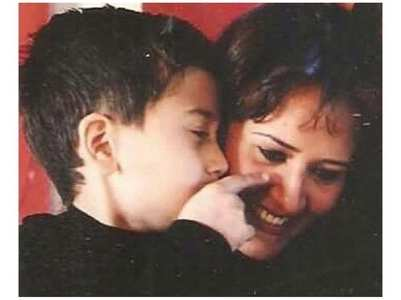Tiger Shroff's adorable childhood pic