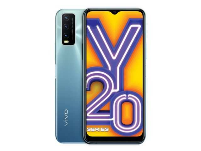 Vivo Y20G launched with Helio G80 and 5,000mAh battery: Specs and price