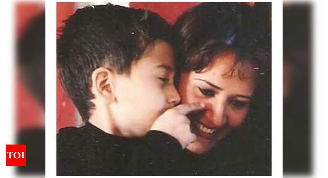 Tiger Shroff's adorable childhood pic