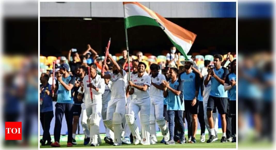 Celebs celebrate team India's big win