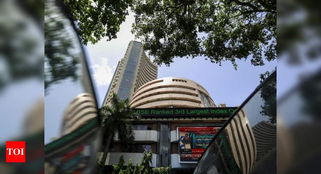 Sensex zooms 834 pts; Nifty settles above 14,500