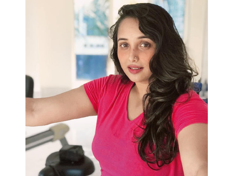 Rani Chatterjee hits the gym; shares pictures