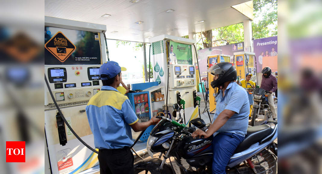 Petrol crosses Rs 85 mark for first time in Delhi