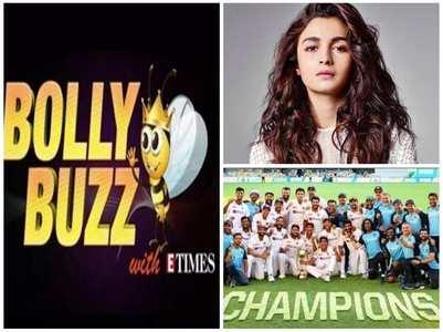Bolly Buzz: Stars who made headlines today
