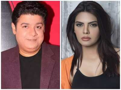 Sherlyn accuses Sajid of sexual misconduct
