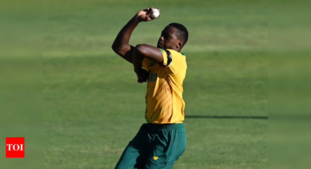 South Africa rest leading players for Pakistan T20 series | Cricket News – Times of India