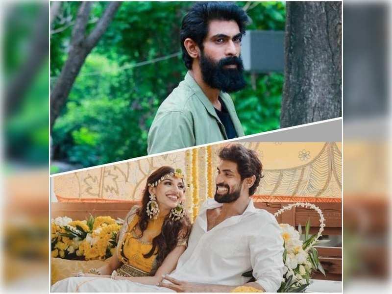 Rana Daggubati resumes work post his marriage with Miheeka Bajaj