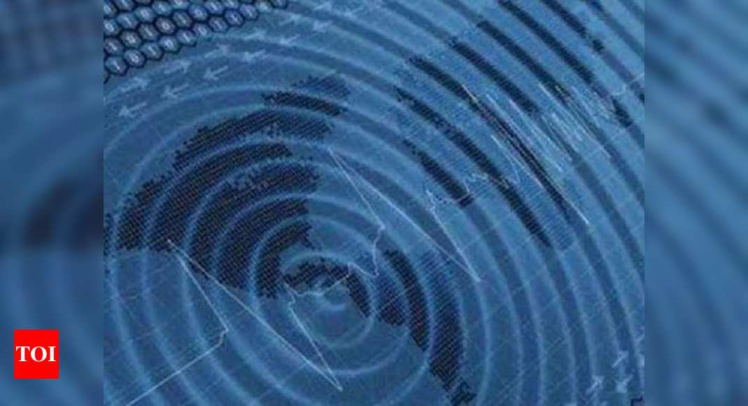 Moderate intensity earthquake in parts of J&K, no damage