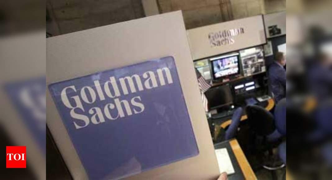 Goldman Sachs' profits more than double