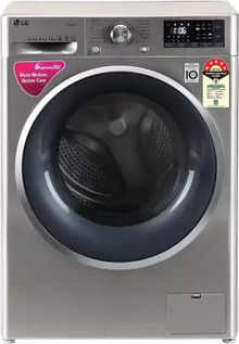 LG FHT1207ZNS 7 Kg Fully Automatic Front Load Washing Machine
