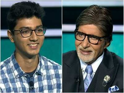 KBC: Contestant's dad appeared on season 12