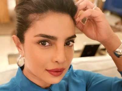 Priyanka calls herself an 'updo expert'