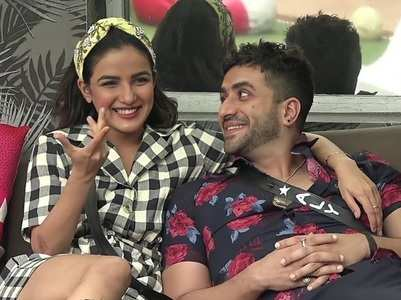 BB: Jasmin pens love note for Aly Goni