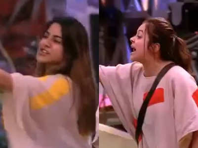 BB: Nikki teases Devoleena by dancing
