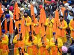 Guru Gobind Singh Jayanti being celebrated with fervour