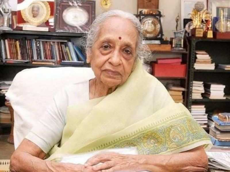 Dr V Shanta, India's medical pioneer who revolutionised cancer care passes away at 93