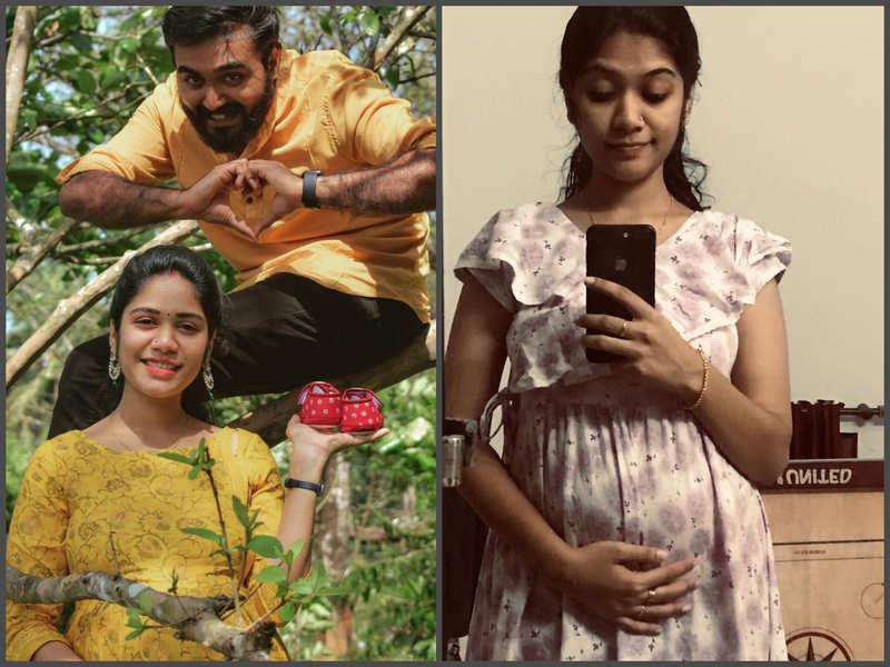 Mounaragam actress Darshana Das blessed with a baby boy