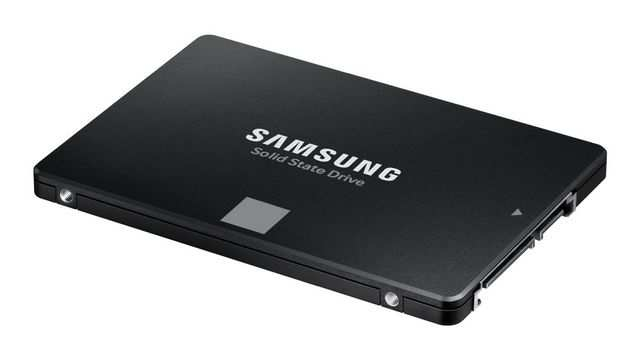 Samsung launches 870 EVO SATA SSD with up to 560Mbps reading speed