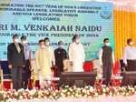 Venkaiah Naidu attends Goa Legislators' Day event