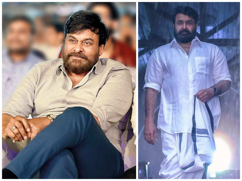 Chiranjeevi Konidela's Telugu remake of Mohanlal starrer Lucifer launched with a pooja ceremony