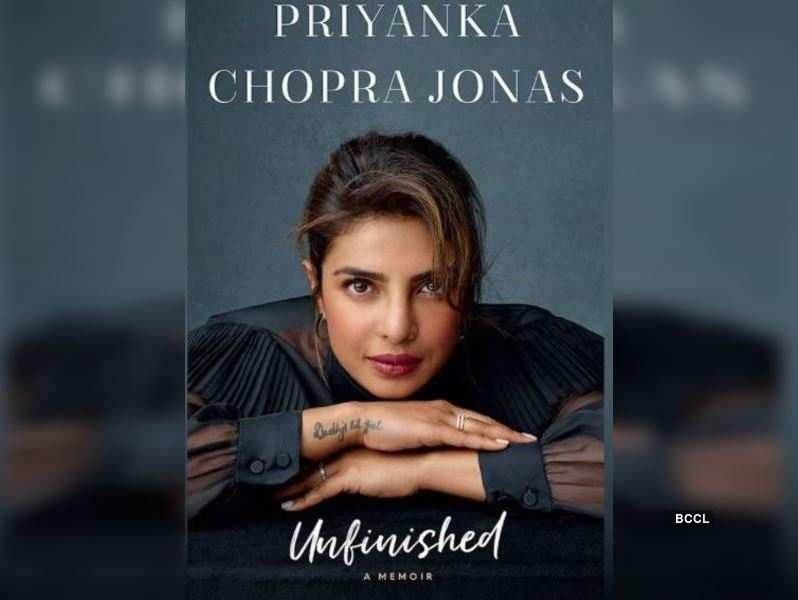 <p>'Unfinished' by Priyanka Chopra Jonas <br></p>