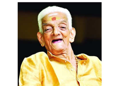 Unnikrishnan Namboothiri passes away at 98