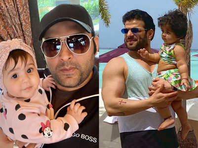 TV actors who are hands-on dads