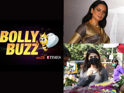 Bolly Buzz: Stars who made headlines today