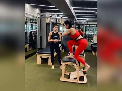 Video: Katrina highlights the power of pilates
