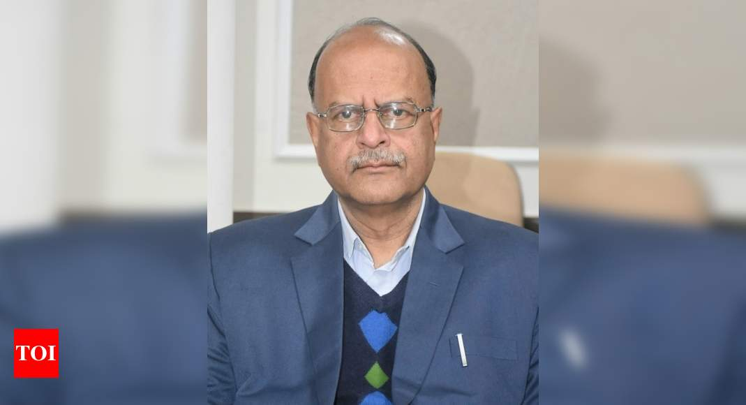 Sanjiv Mittal appointed new Sambalpur VC – Times of India